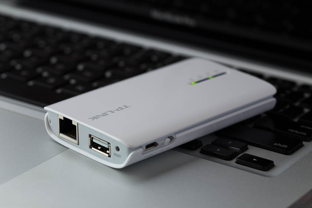 Pairing 6D with TP-Link TLMR3040 router aka \
