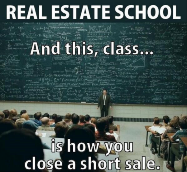 The Realtor's Dictionary – The Broke Agent