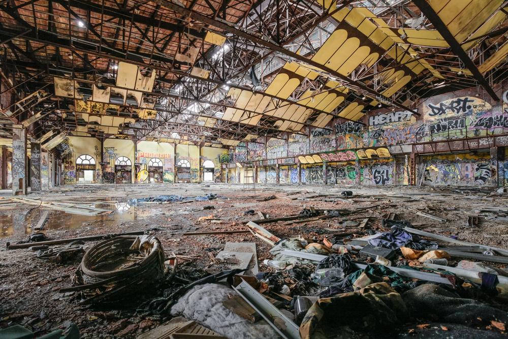 """The Gowanus """"Batcave"""""""