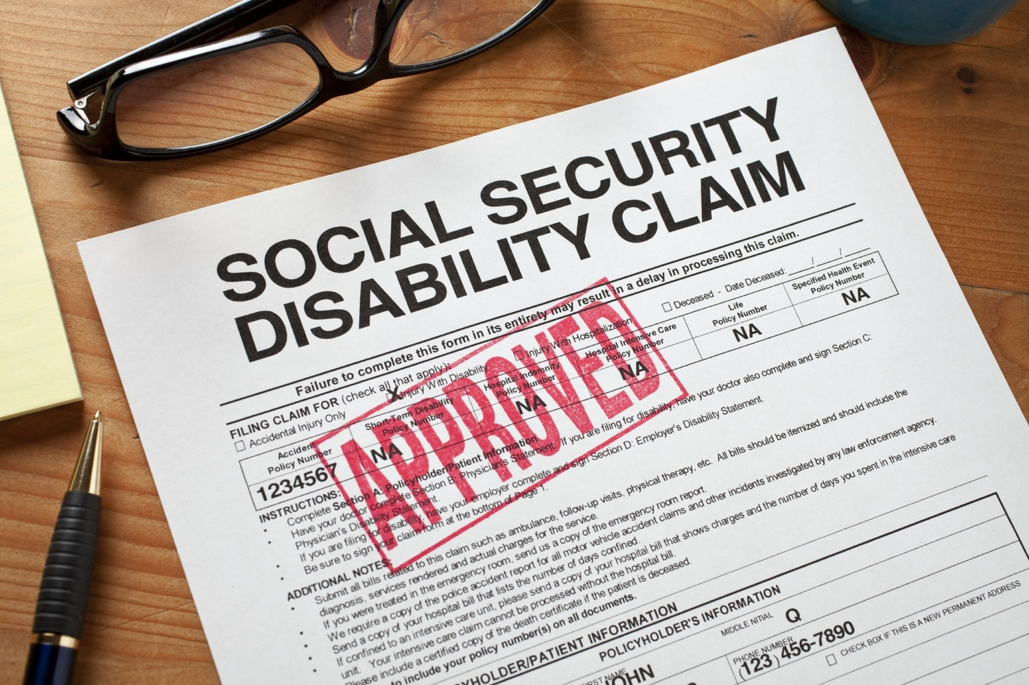 Image result for Will Social Security Approve Disability Benefits for Fibromyalgia?