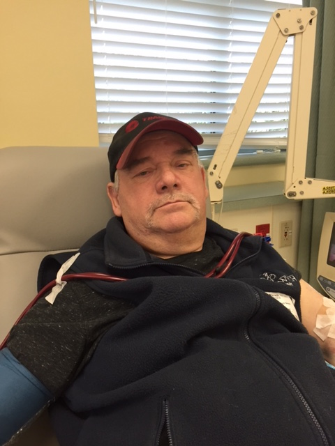Richard needs a Kidney - Blood Type O - DonorToDonor.com