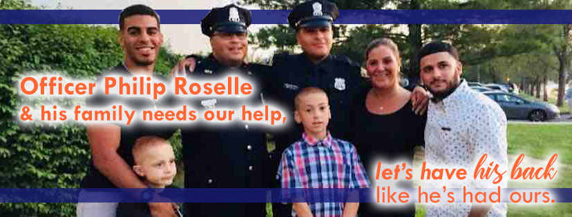 Officer Roselle Needs our Help