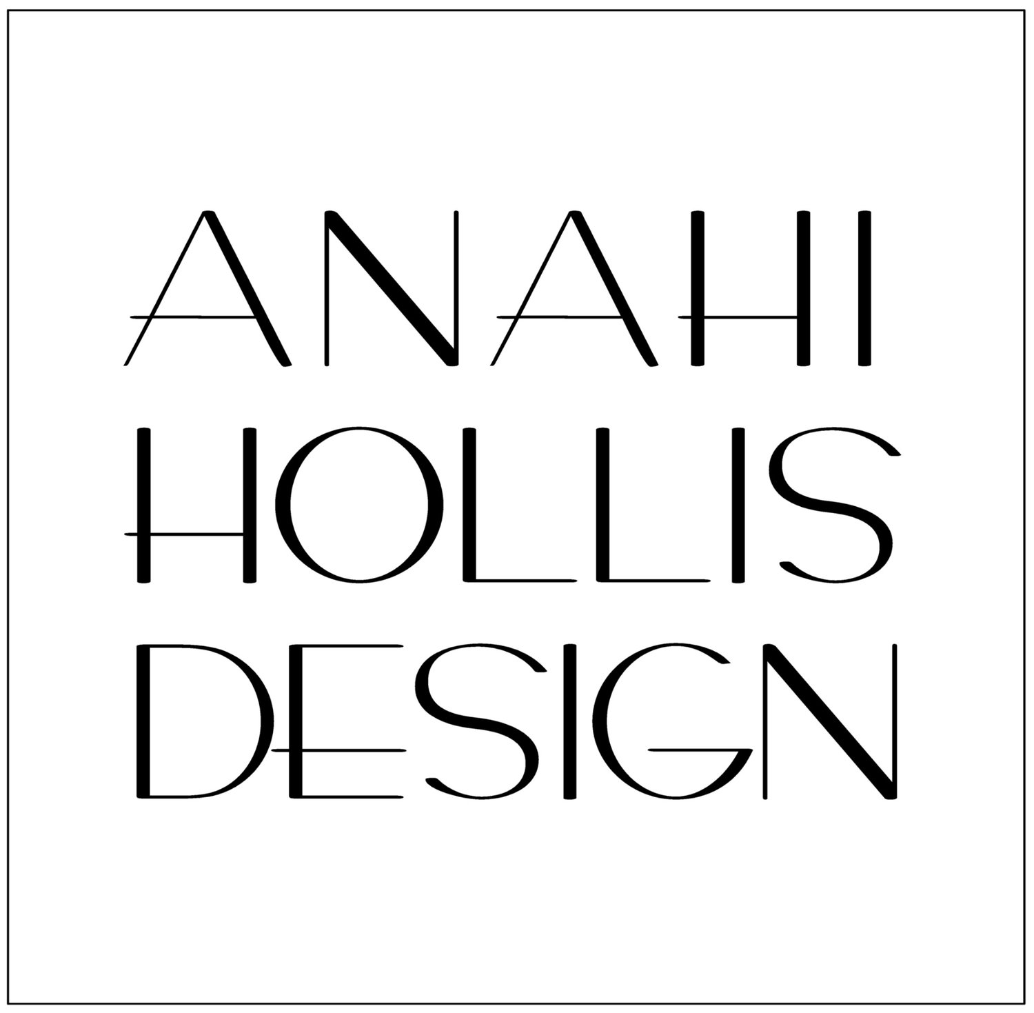 Anahi Hollis Design