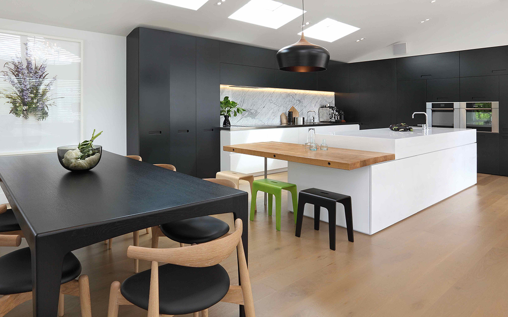 Kitchen Designs Nz Pull Out Pantry The Kitchen Design Company