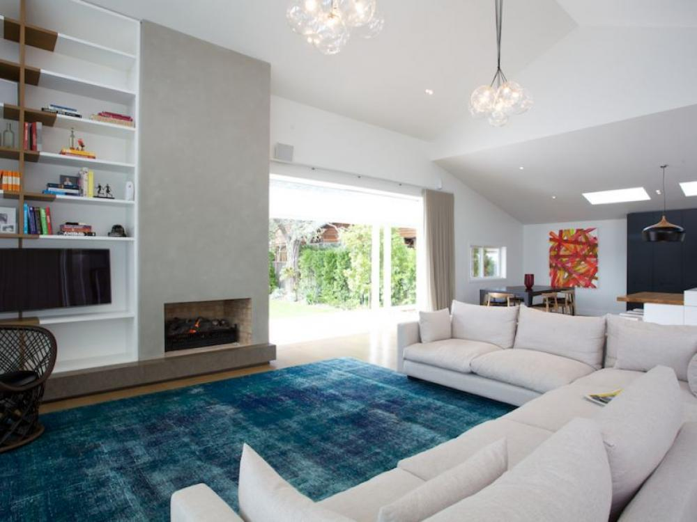 Sonya Cotter Design  Contemporary Residential Living