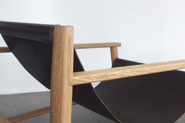 Starling Chair  by Cameron Foggo