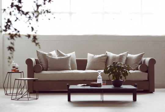 Boss Sofa by David Shaw