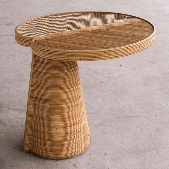 Stromboli Table by India Mahdavi
