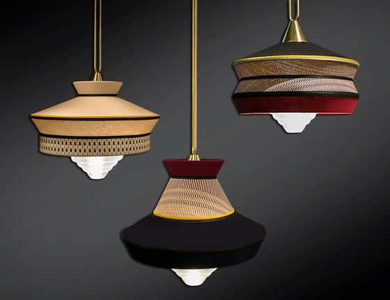 Calypso Pendants by Contardi