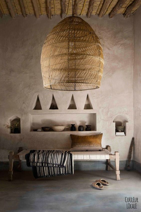 Lamp Gras pendant by Couleur Locale