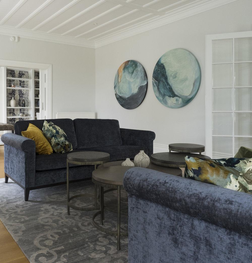Sonya Cotter Design - Interior design and furniture selection