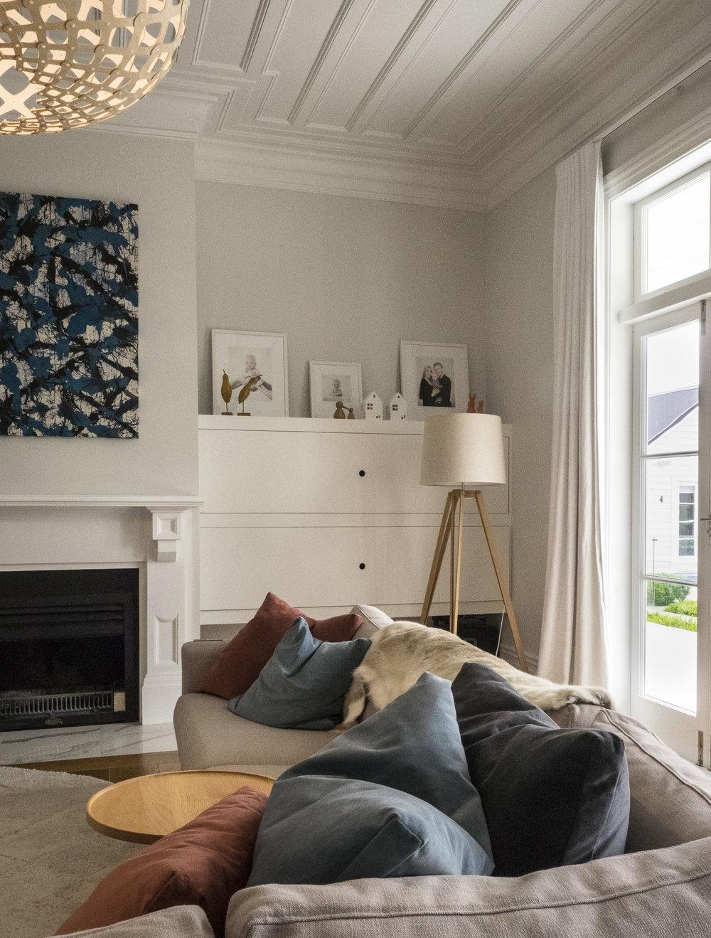 Sonya Cotter Design - Kids Lounge Room Design