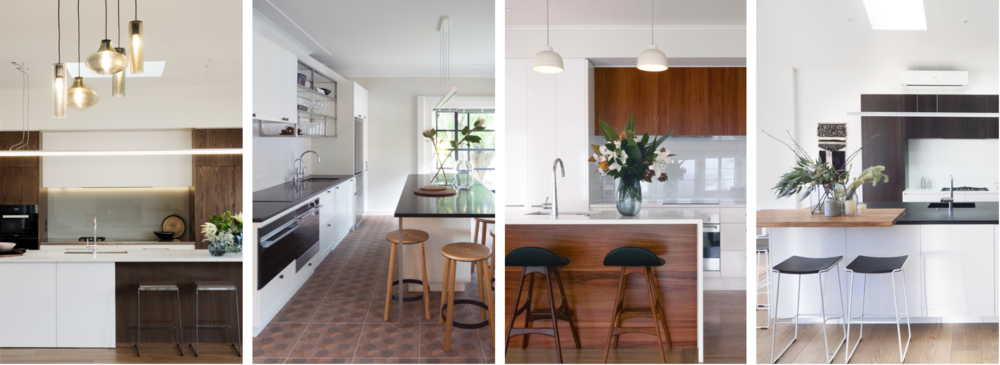 The Kitchen Collection of Projects