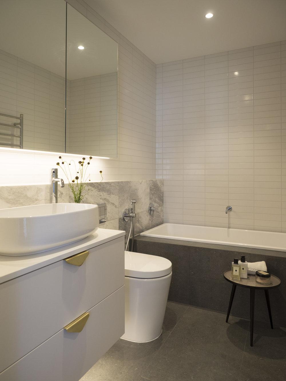 Sonya Cotter Interior Design - Residential Apartment Design