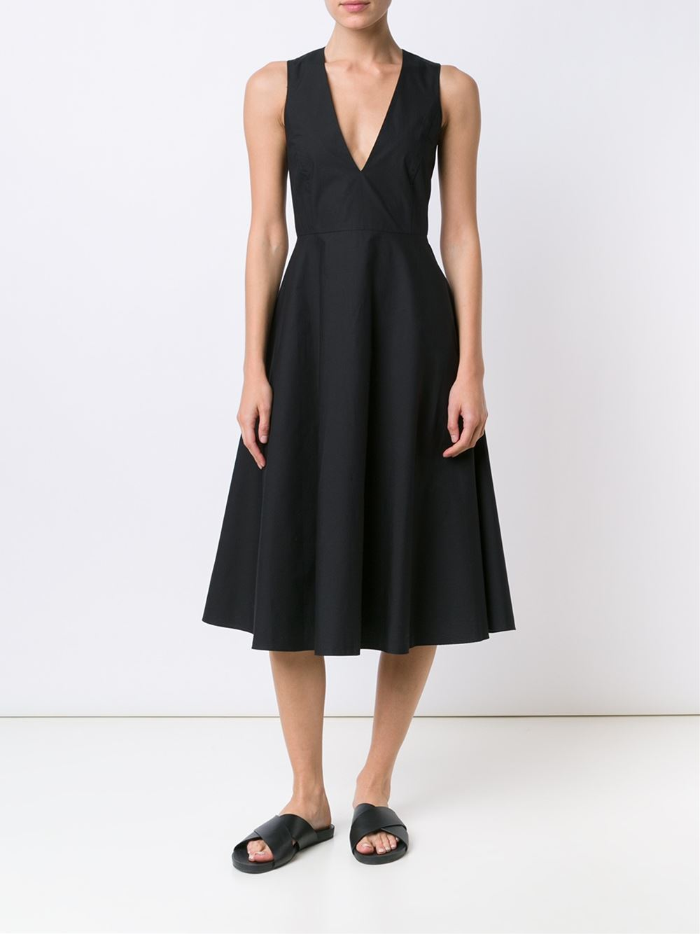 Organic by John Patrick cotton dress