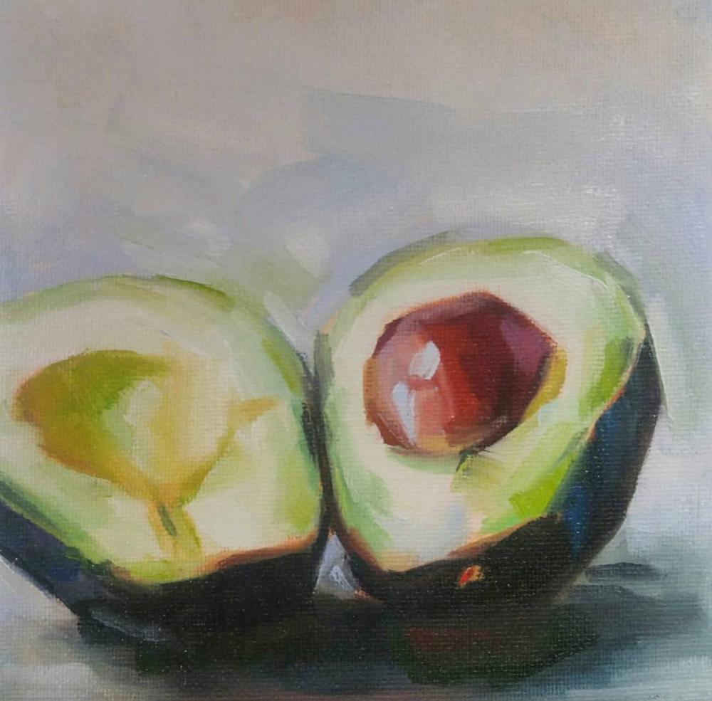 Avocado, 6x6