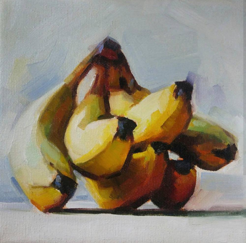 Bananas, 6x6