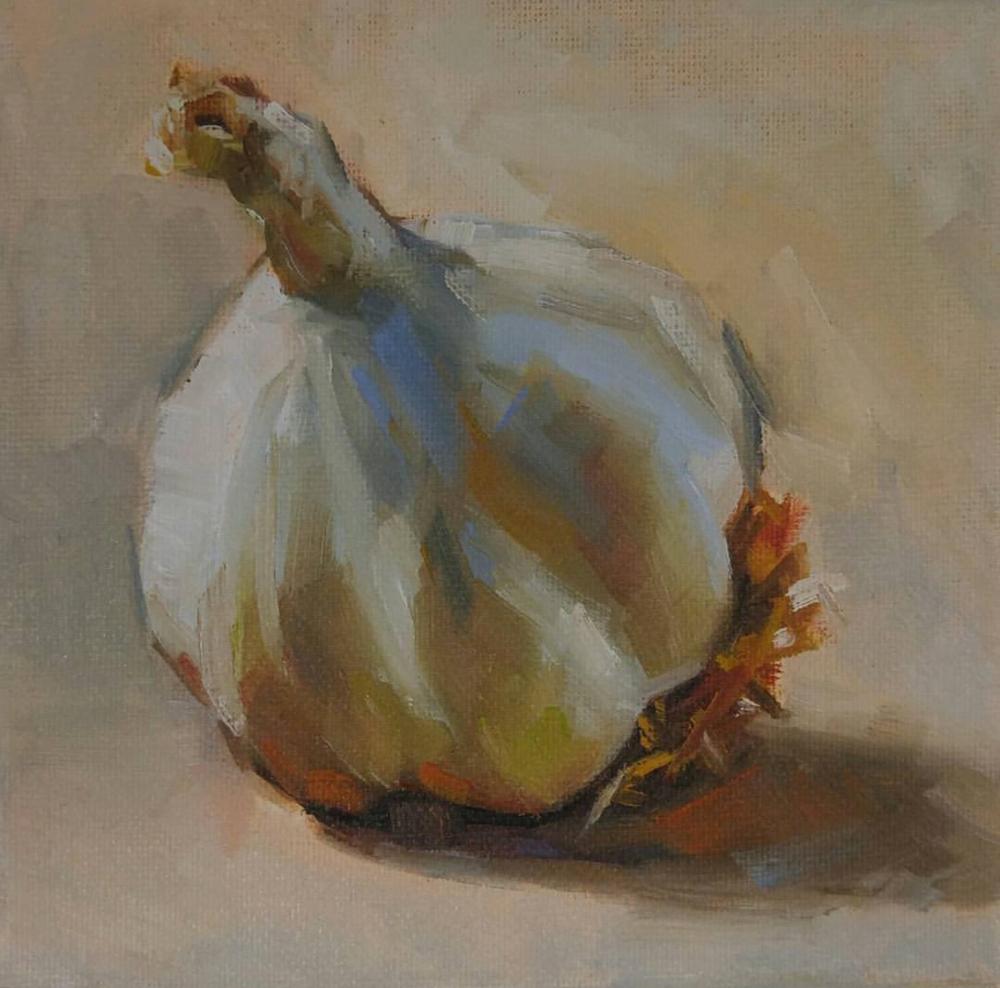 Garlic, 6x6