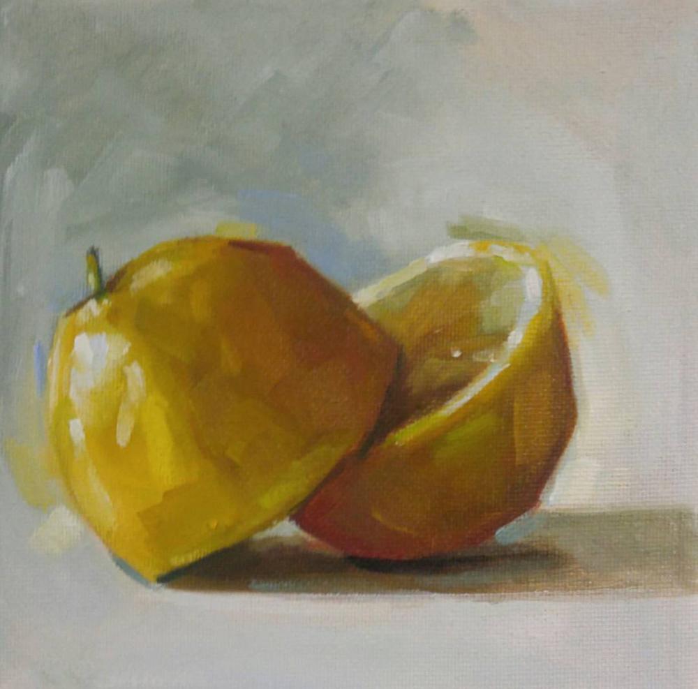 Lemons, 6x6