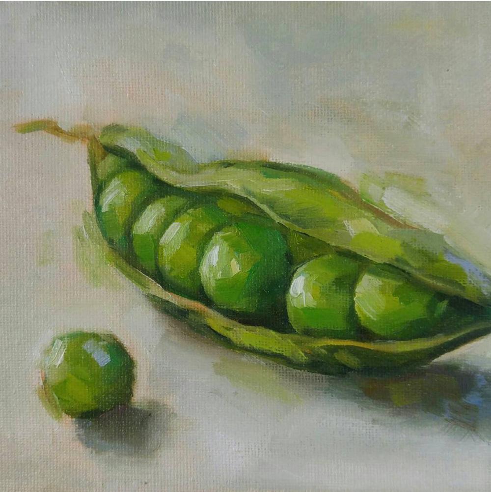 Peas in a Pod, 6x6
