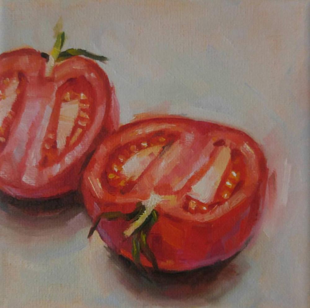 Tomato, 6x6