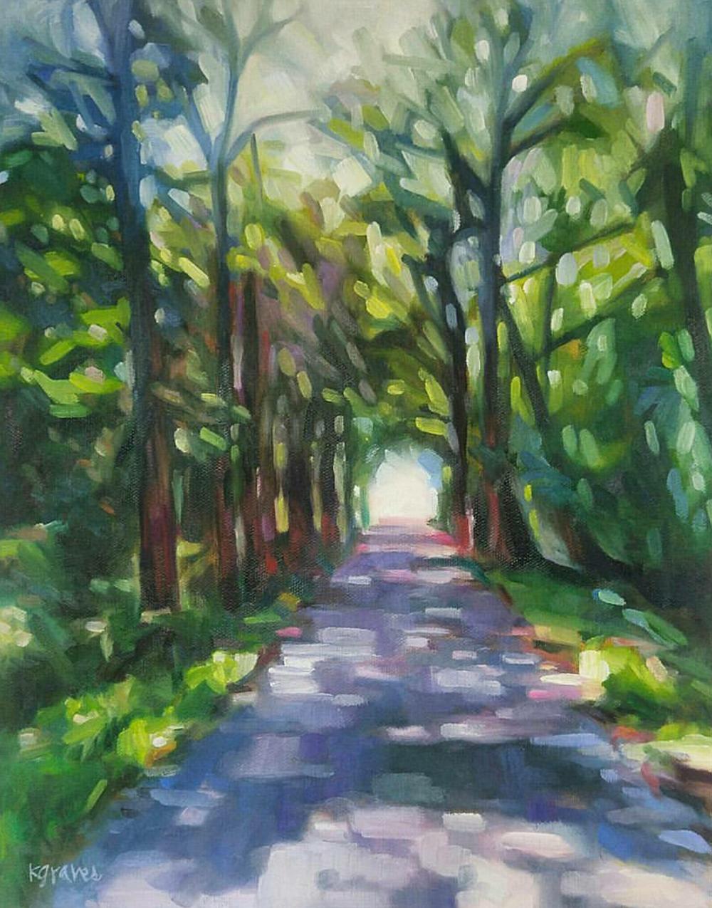 Memory Lane, 11x14