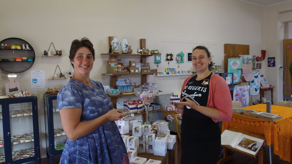 Storm and Joleen have expanded their online business to include a shop front in Collie W.A.