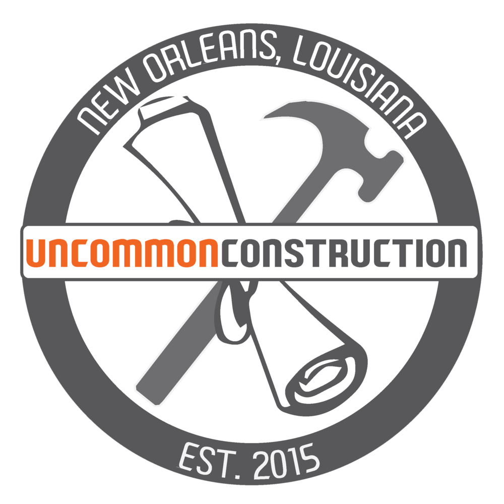 unCommon Construction - PO Box 791438New Orleans, LA 70119E: info@unCommonConstruction.org