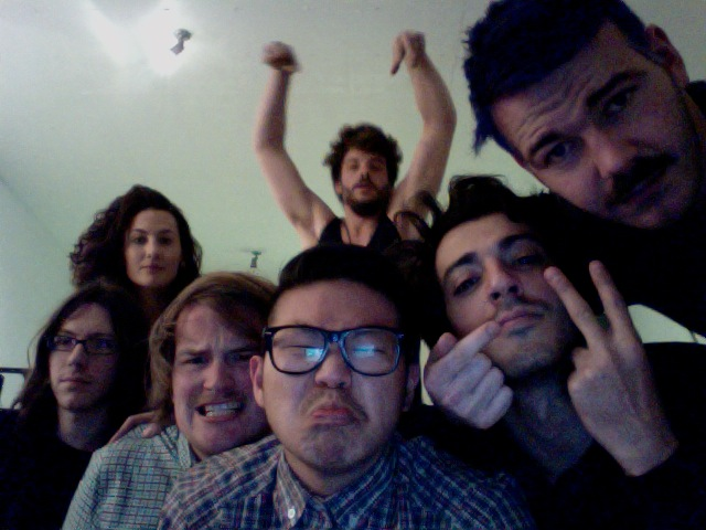 A yung Club Cheval crew + Gesaffelstein rolled thru my old apt in Echo Park around 2012...