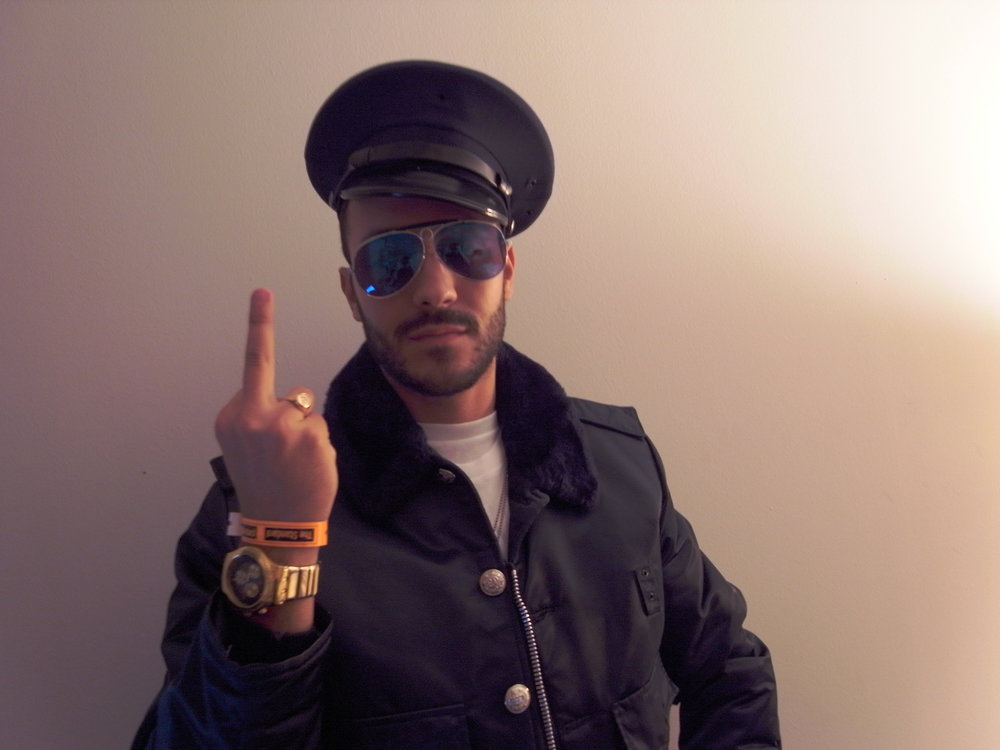 Happy Halloween from a Polish Cop.