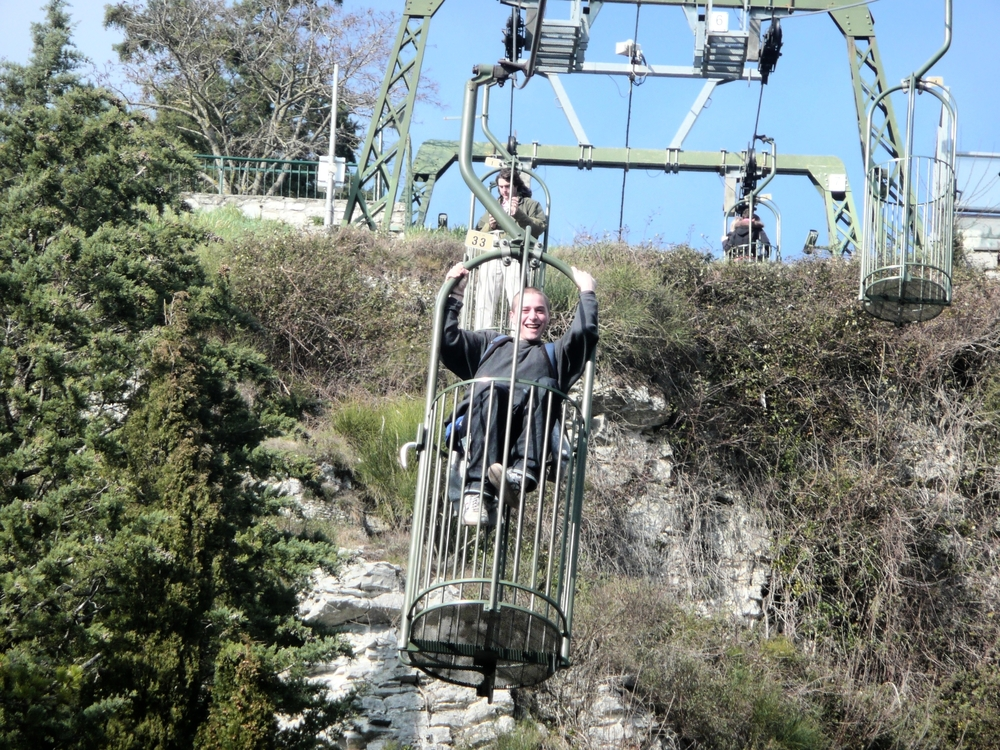 Gondola Cage, Gubbio