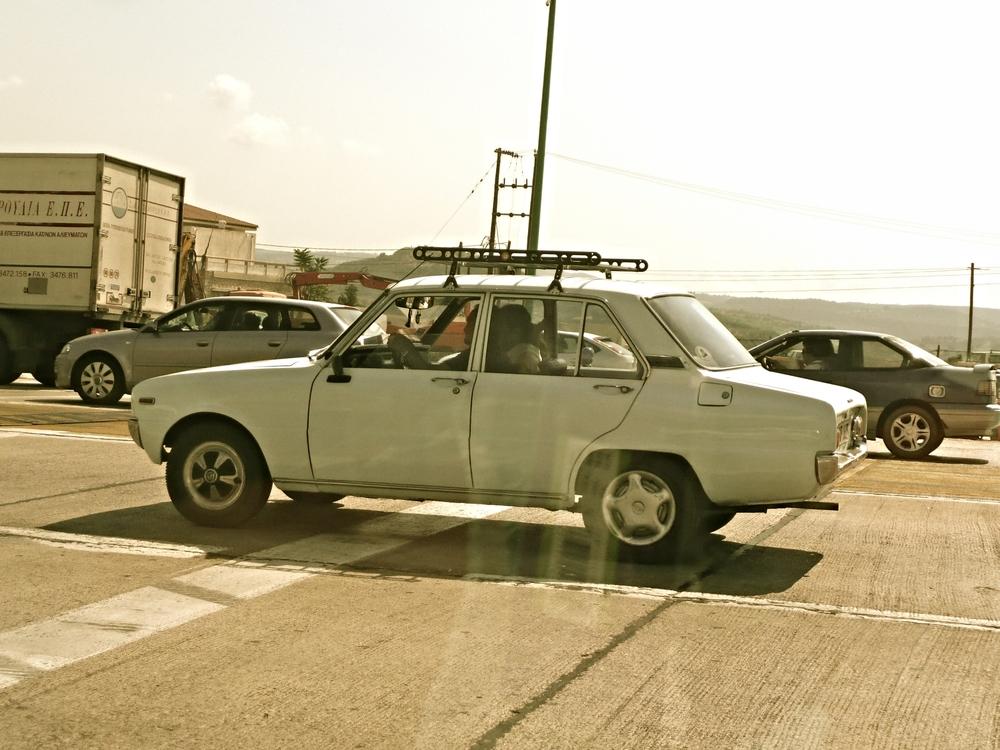 Greek Driving