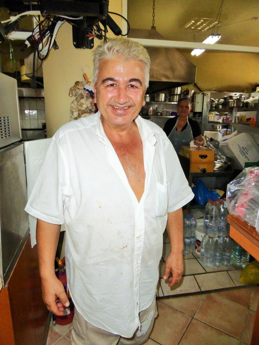 Dionysos Steki Restaurant, Rhodes