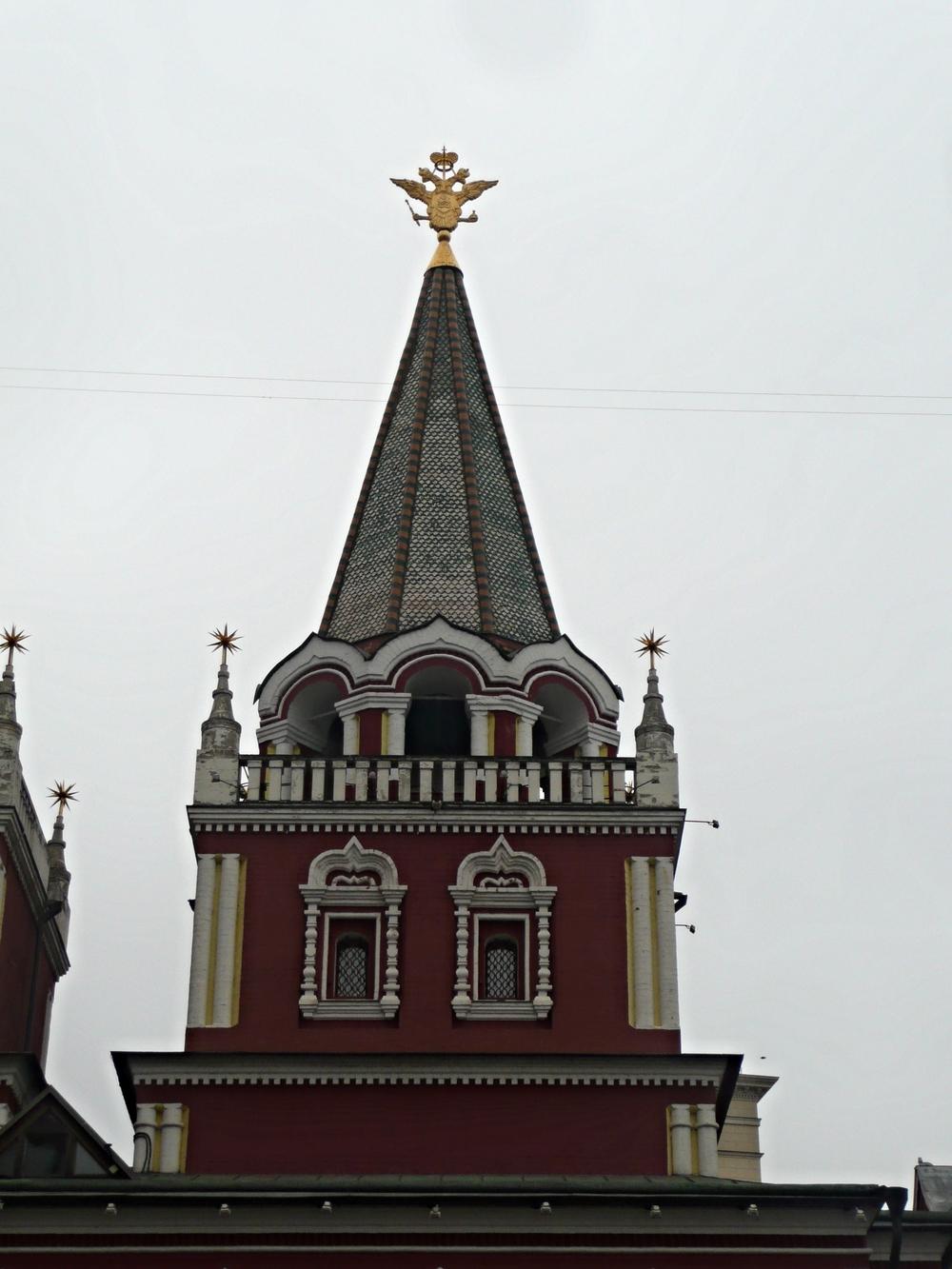Spassky Tower of the Kremlin