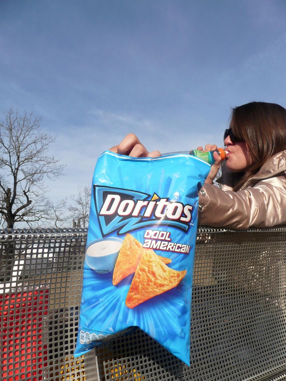 """Cool American"" Doritos"