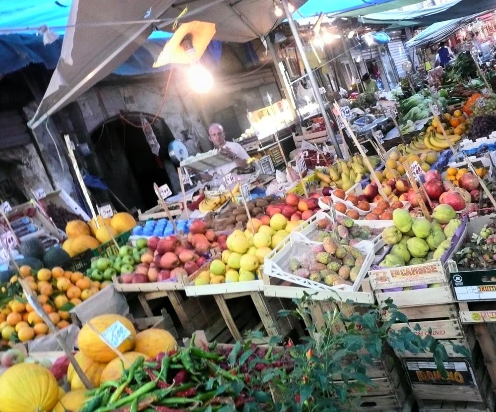 Fresh Market, Bologna
