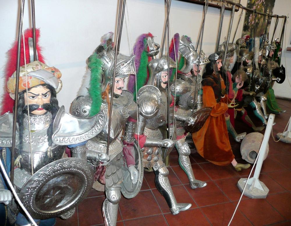 Paladins, Sicilian Solider Puppets