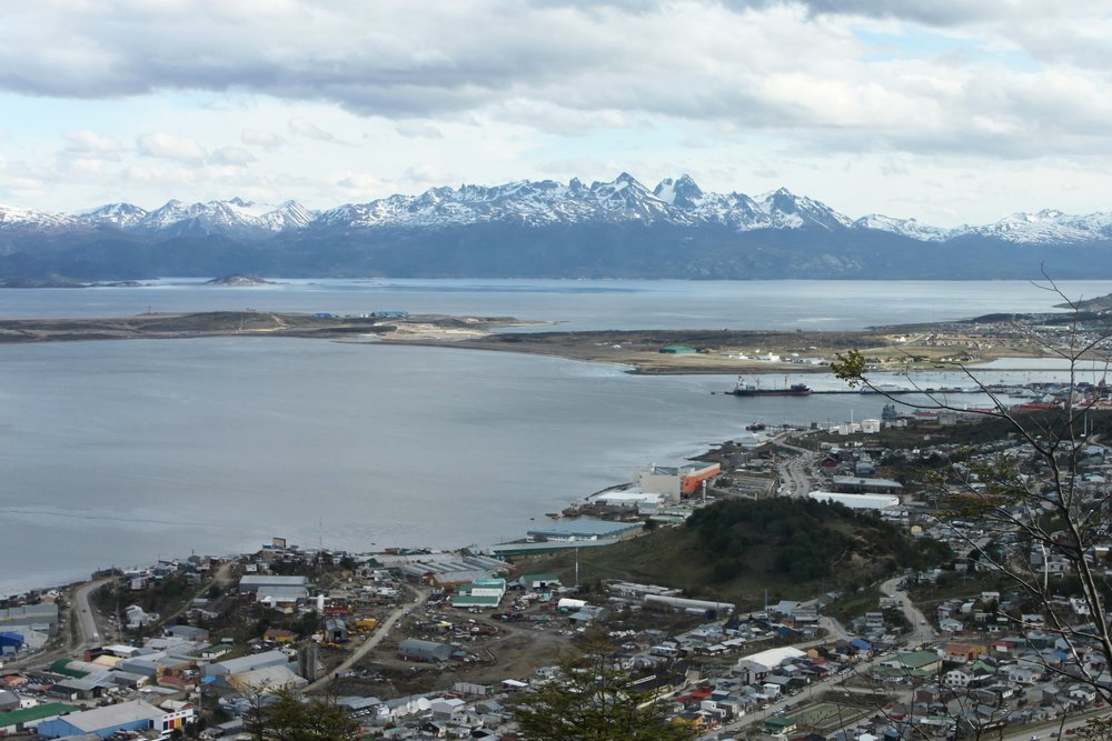 "Ushuaia, ""End of the World"""
