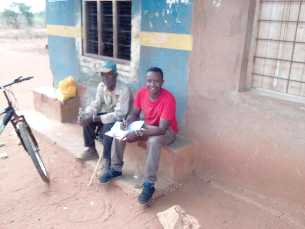 Edwin and Sagalla Community Member