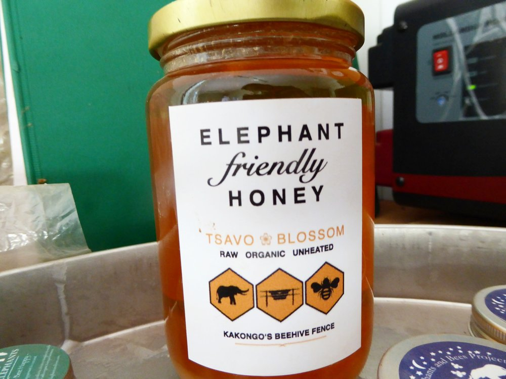 Elephant Friendly Honey