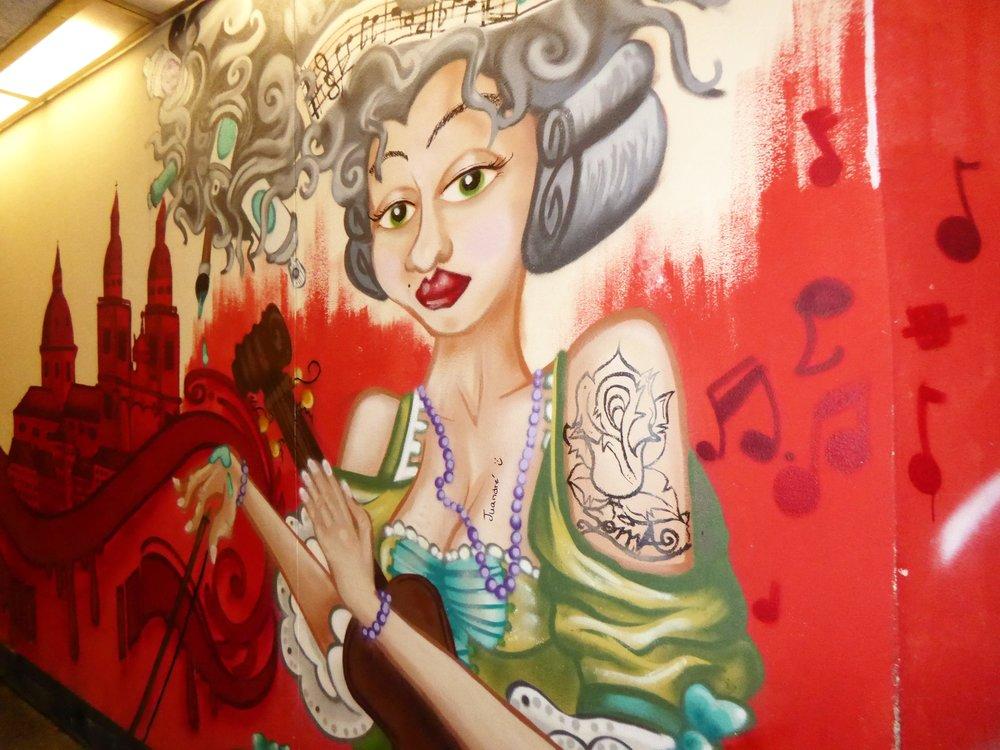 Street Art, Vienna