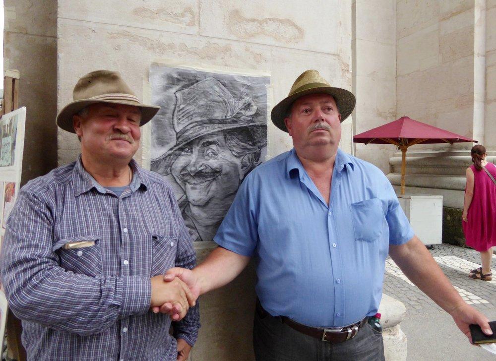 Salzburg Street Artists