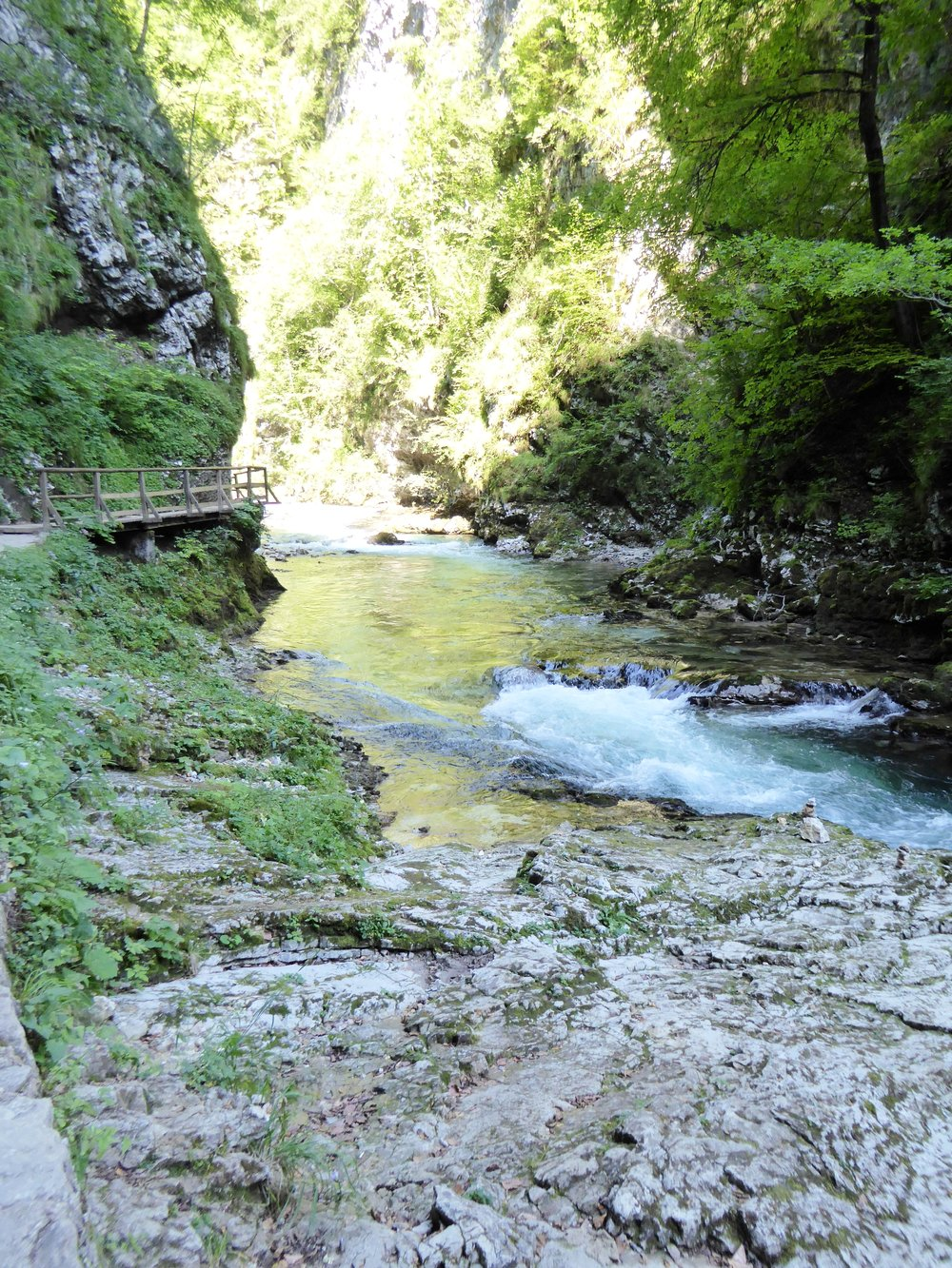 Kozjak waterfall