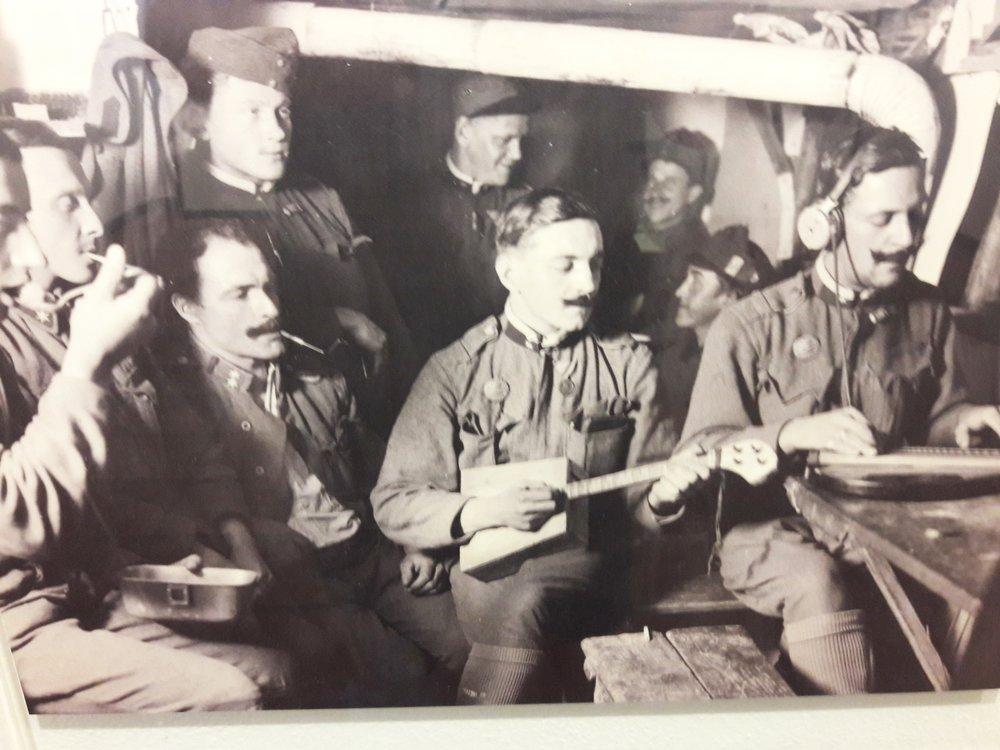 Kobarid WWI