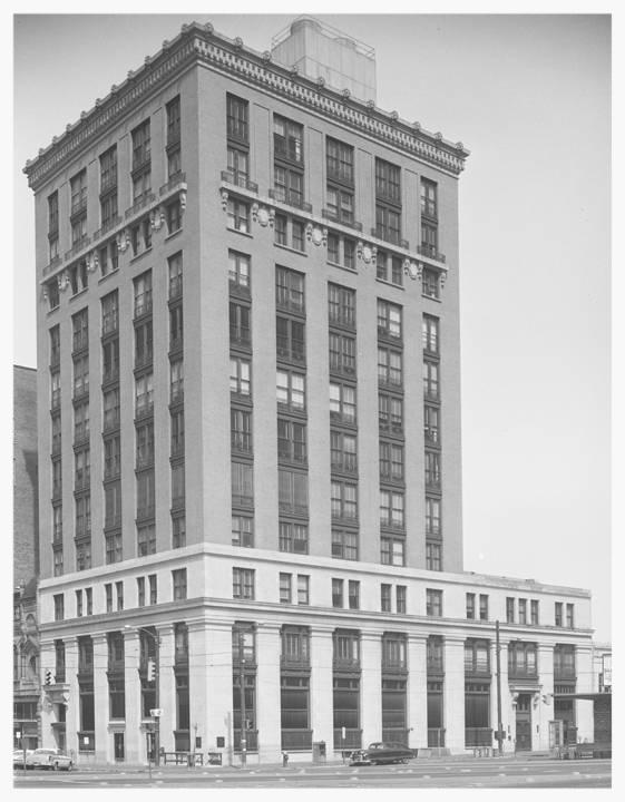 First National Bank of Montgomery in 1960 (photo courtesy of the Alabama Dept. of Archives and History)