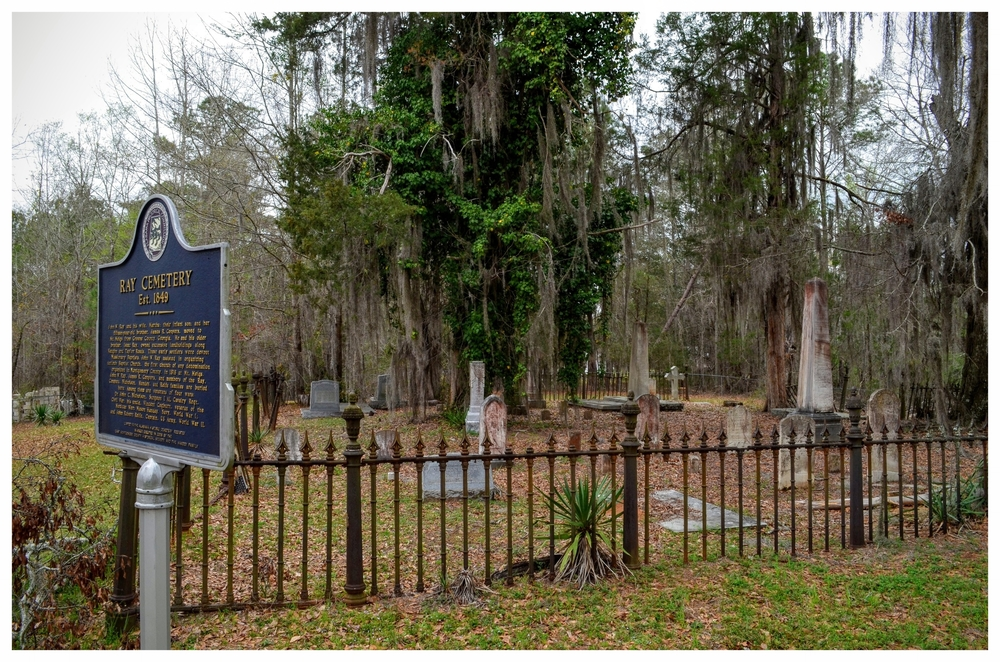 Ray Cemetery, Montgomery, Montgomery County, Alabama