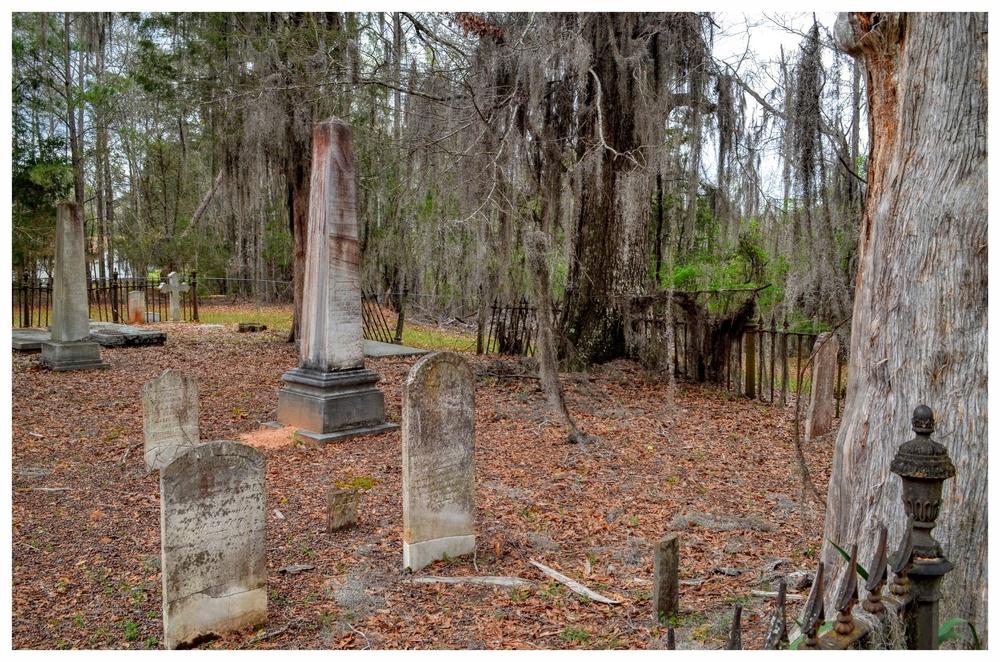 Ray Cemetery interior, Montgomery, Montgomery County, Alabama