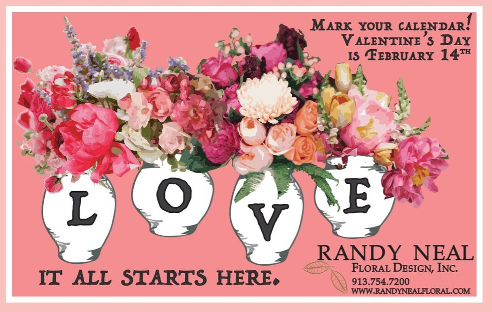 "Your Overland Park Florist grows romance petal by petal just for your Valentine's Day sweetheart. Our romantic floral designs and Valentine bouquets will help you express your feelings and add extra romance to this special day.  Love is in the air in February, but have you ever wondered why? Here are some facts about Valentine's Day and the romantic gifts we all desire.   The History of Valentine's Day   Although specific days in February had long been celebrated by Romans and Catholics as a sacred time, February 14th wasn't considered a romantic holiday until the 14th century when the tradition of courtly love took England by storm. In the 18th century, Valentine's Day evolved into an official time to give flowers to the one you love.   Why Do We Give Roses for Valentine's Day?   Roses are a truly a timeless gift. According to fossil evidence, roses are 35 million years old! There are over 150 species of roses in the Northern hemisphere.  But why are roses considered romantic? Greeks and Romans associated roses with their goddesses of love, Aphrodite and Venus. As a tribute to their goddess and their lovers, the Romans also liked to cover their beds with fragrant rose petals.  William Shakespeare and other poets also learned from the ancients and used roses as a symbol to convey passion, beauty, and romance in their writing. The popular arts and literature helped spread the idea that one of the most romantic gifts a lover can give is a red, red rose.   I Heart You! Possible Origins of the Heart Shape   These days love is often expressed in a text by a simple, cute emoji heart, but how did the image we know as a ""heart"" become the worldwide symbol for love? There are many theories about this, but two relate to plants.  Some historians believe that the heart originally came from the shape of ivy leaves. Ivy has long symbolized fidelity. Others believe the heart shape comes from an herb. Silphium is a type of fennel. The Greeks and the Romans, in matters of love, used this herb and its seedpod looks remarkably like the modern heart.   Chocolate: The Food of Love   And speaking of aphrodisiacs, chocolate is of course another popular Valentine's Day gift. Chocolate's history goes back to King Montezuma and the Aztecs, who called chocolate the food of the gods, but we have Richard Cadbury to thank for officially making it a romantic gift. In 1861, Cadbury was the first to sell heart-shaped boxes of chocolates on Valentine's Day.   We Grow Love!   No matter how you decide to be romantic on Valentine's Day your favorite Overland Park Florist, Randy Neal Floral Design, has the right valentine for your Valentine!"