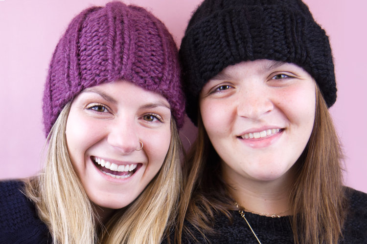 CraftJam Academy: Learn to Knit and Make a Beanie — CraftJam
