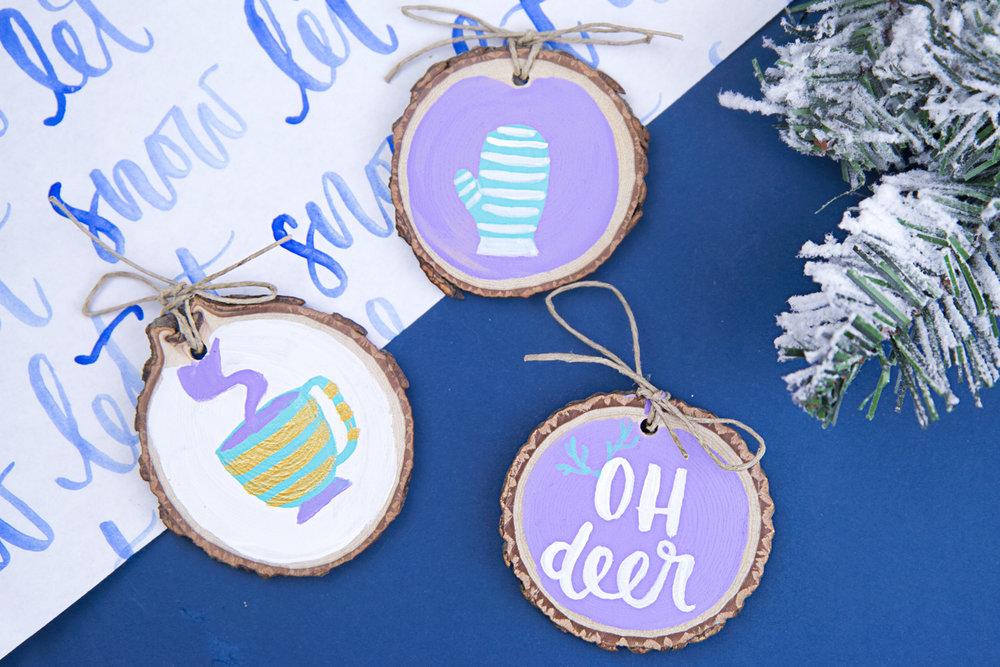 Diy Wooden Ornaments Craftjam
